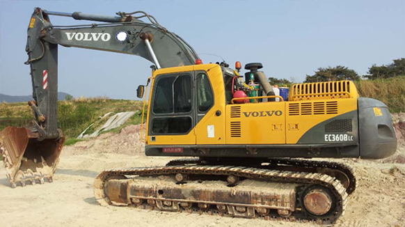 Excavator Driver Is Required