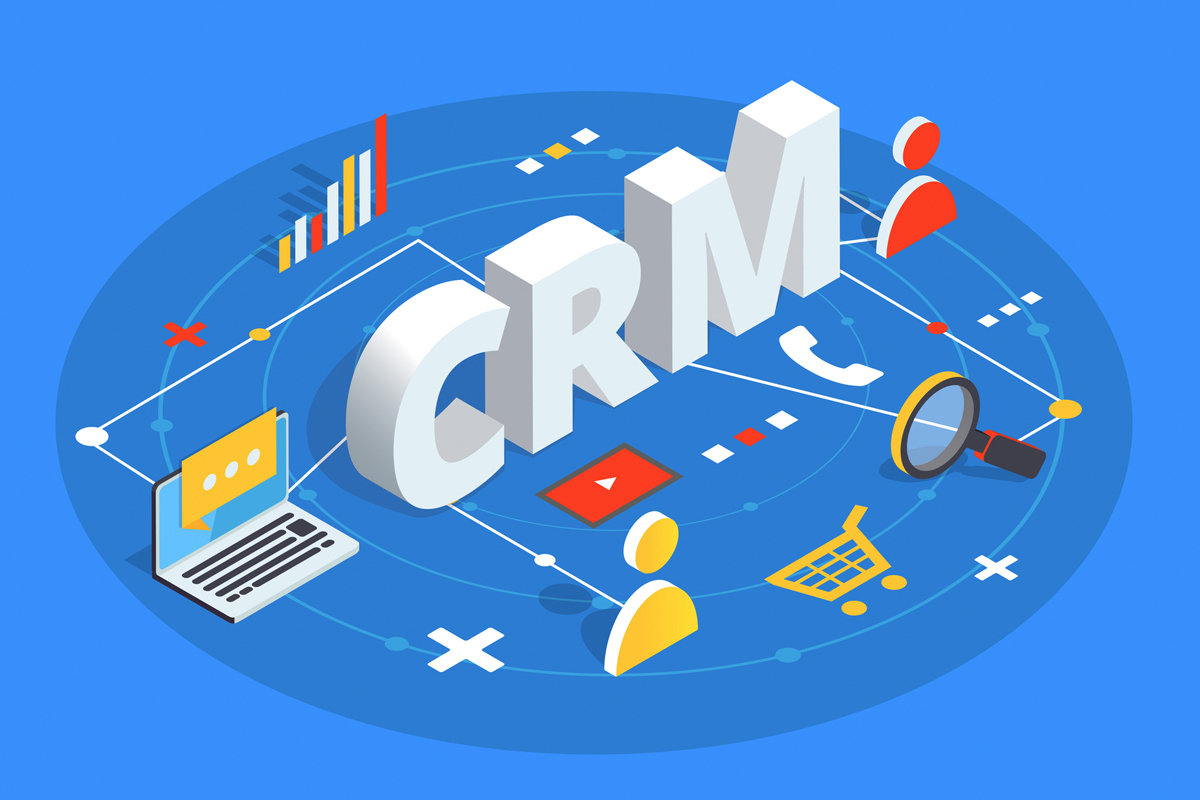CRM Programmer Is Required